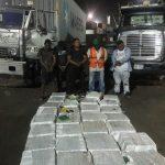 Cayeron cargamentos con 700 kilos de cocaína en Barranquilla