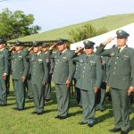 Ascendieron suboficiales del Ejército Nacional en Casanare