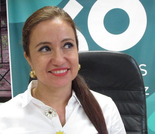 Johanna Medina, director Regional SENA Casanare