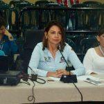 Johanna Velandia 'salió general' con su informe a la Asamblea
