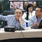 Hacienda y Tránsito departamental pasaron al tablero en la Asamblea
