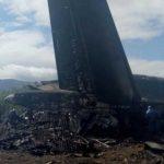 Africa: se estrella avión militar argelino y deja al menos 257 muertos