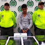 En un bus capturaron al ladrón de tabletas de escuela de El Algarrobo