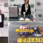 Policia capturó 3 personas que pretendían llevar coca fuera del país
