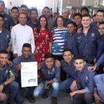 Sena Casanare certificada internacionalmente en hidráulica