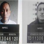 """Uno de """"Los Garbanzos"""", entre los prófugos de La Picota"""