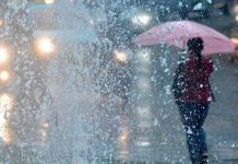 Lluvias en la Orinoquia (Foto Colprensa)
