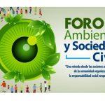 Foro Ambiente y Sociedad Civil, martes 2 de octubre en Yopal