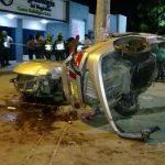 45% de muertes en accidentes viales son de noche