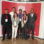 Estudiantes de Unitrópico participan en concurso nacional de economía