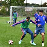 Colombia lista para amistoso frente a Costa Rica