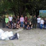 Incautan armas cortopunzantes en Parque La Iguana de Yopal