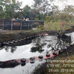 Ecopetrol rechaza atentado a oleoducto Caño Limón en Arauca