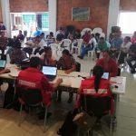 150 víctimas recibieron atención en Sácama, Casanare