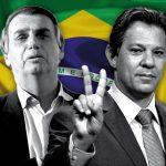 Elecciones en Brasil: Bolsonaro y Haddad van a segunda vuelta