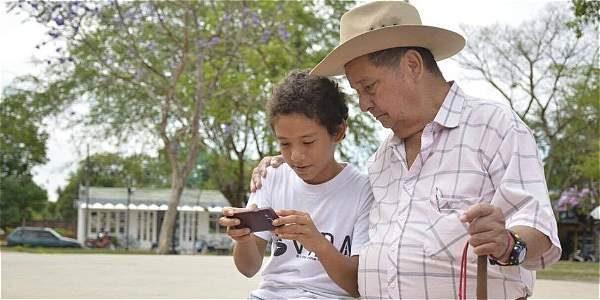 En Monterrey disfrutan de zonas wifi