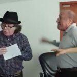 Por cachetear a concejal, suspendido alcalde de Bucaramanga