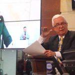 Robledo volvió a pedirle la renuncia al Fiscal