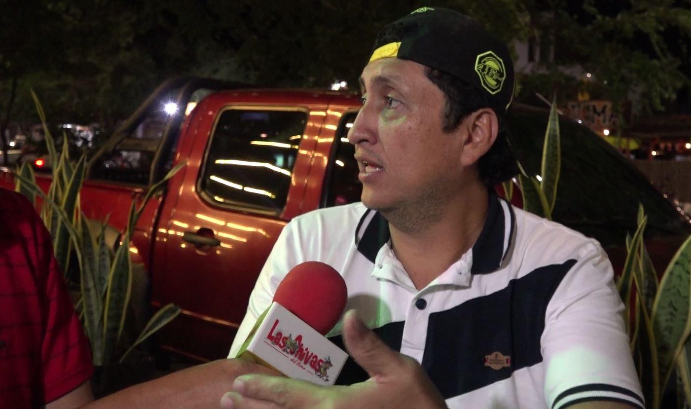 Jhon Jairo Torres, exalcalde de Yopal