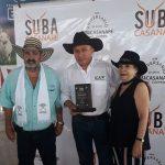 ICA reconoce los 20 años de Subasta Casanare