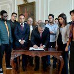 Duque y estudiantes logran acuerdo para educación pública