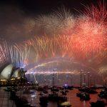 En Australia y Nueva Zelanda ya le dan la bienvenida al 2019