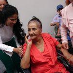 Marisela Duarte puso a rodar más sonrisas