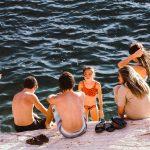 Consejos de seguridad para viajar con niños